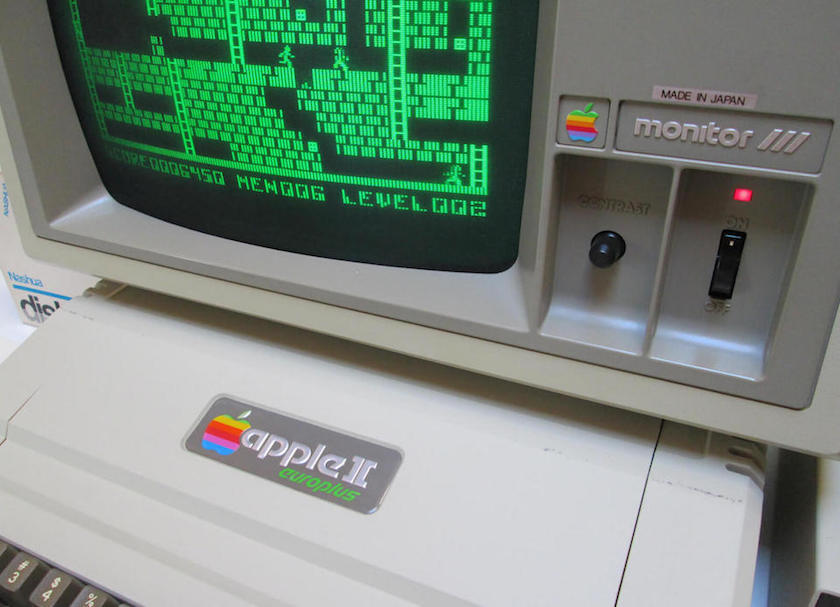 苹果王朝的起点——Apple II